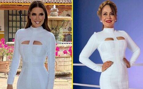 ¿Marlene Favela y Gaby Spanic tienen el mismo estilo de vestir?