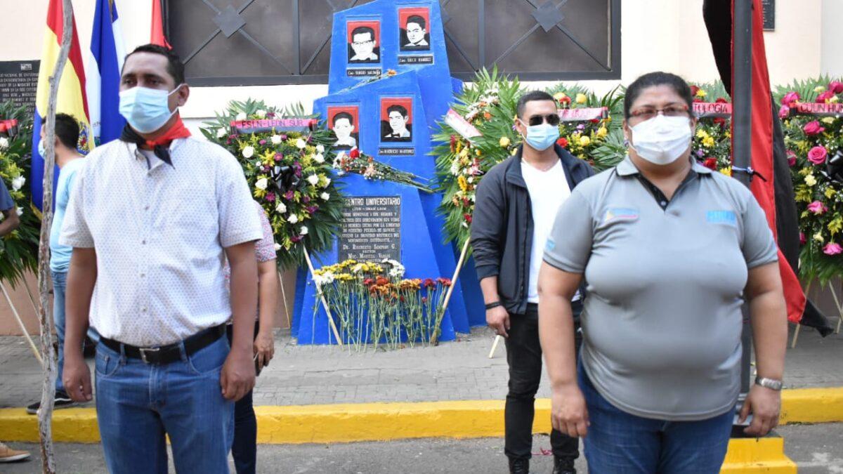 Masacre Estudiantil de 1959 es recordada en León