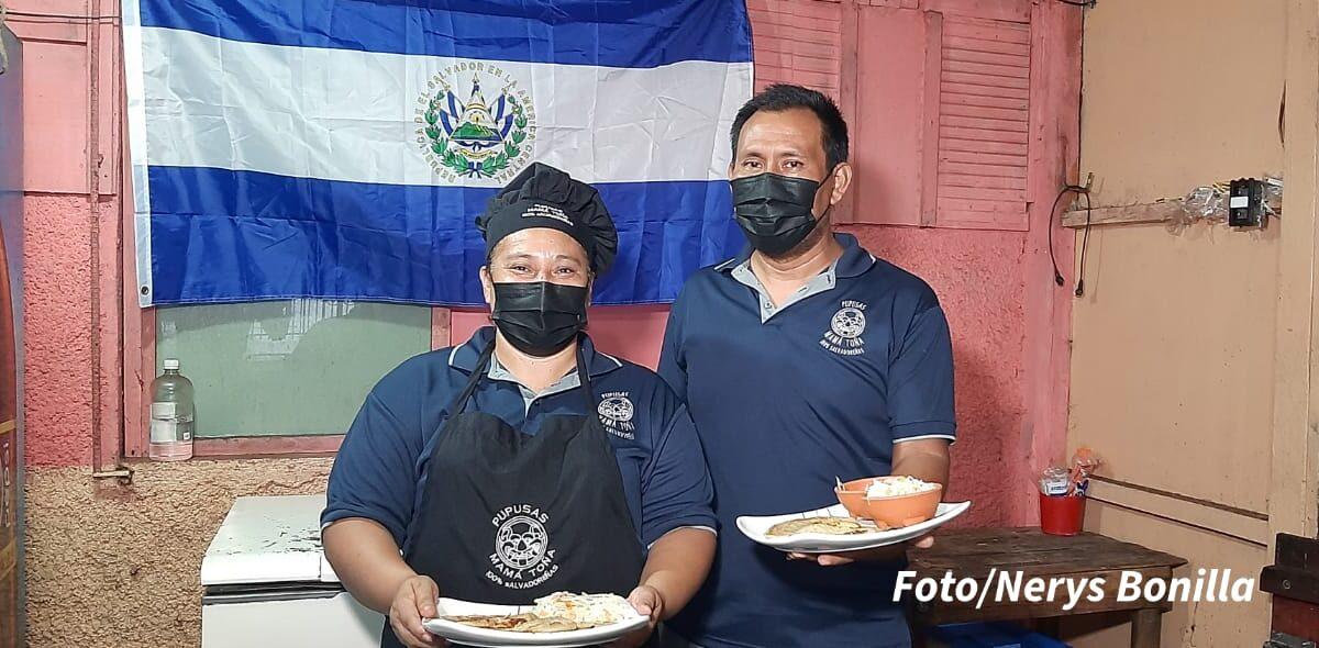 Matrimonio salvadoreño emprende en Nicaragua