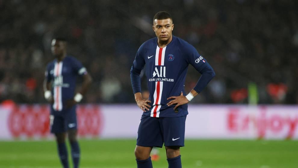 Mbappé rebela su sueño de ganar la Champions con el PSG