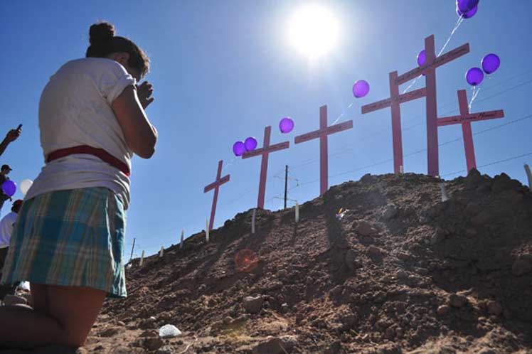 México: femicidios aumentan un 3,3% en el primer semestre del 2021