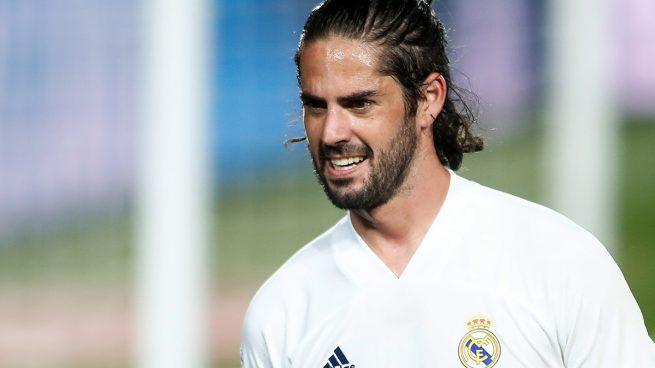 El Milan plantea el fichaje de Isco como sustituto de Calhanoglu