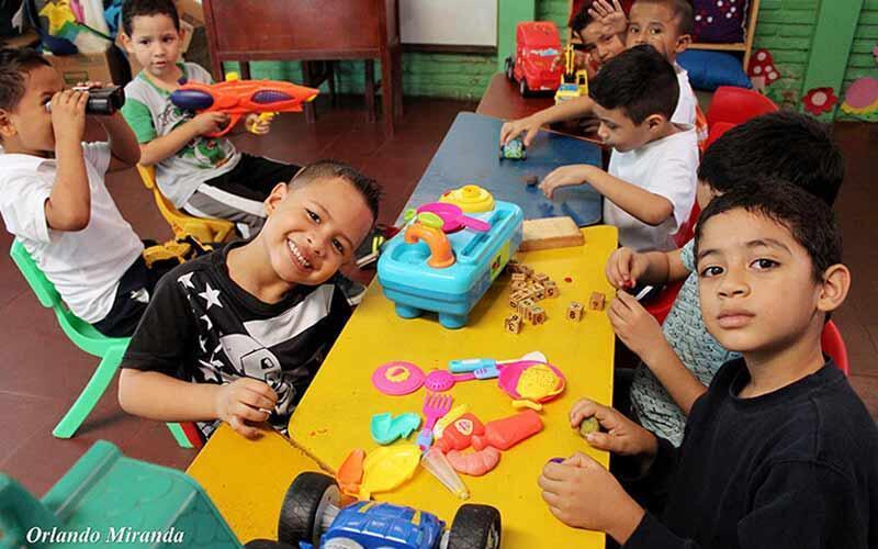 Ministerio de la Familia Subvenciona más CDIs en Managua