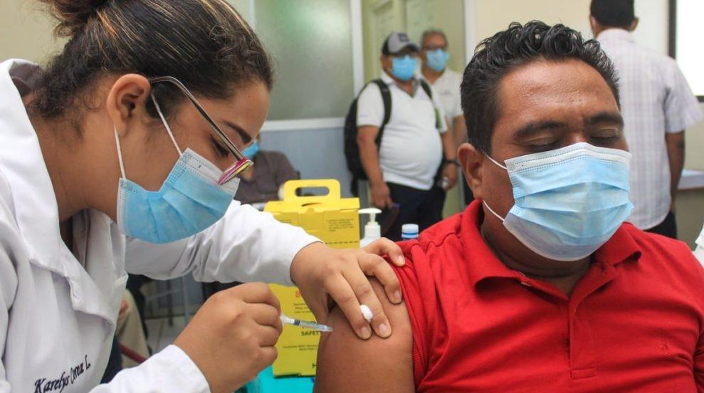 Dan a conocer municipios donde se vacunará contra la Covid-19 este 3 de julio