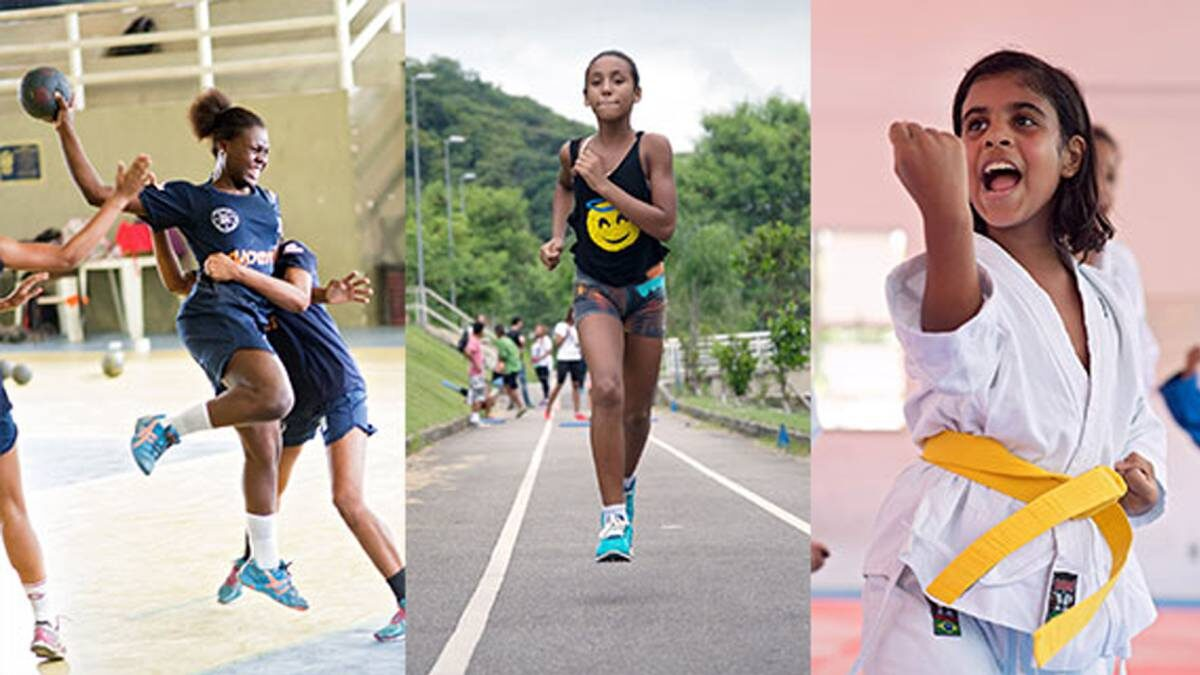Mujeres en los Juegos Olímpicos promueven la igualdad de género en el deporte