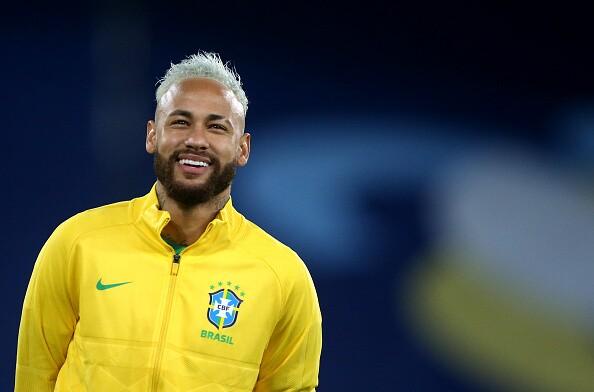 Neymar Jr.: siempre soñé la final frente a Argentina