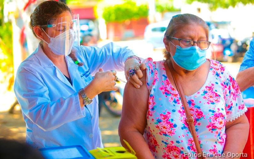 Nicaragua: vacunación contra la Covid-19 continuará en Managua y Rivas