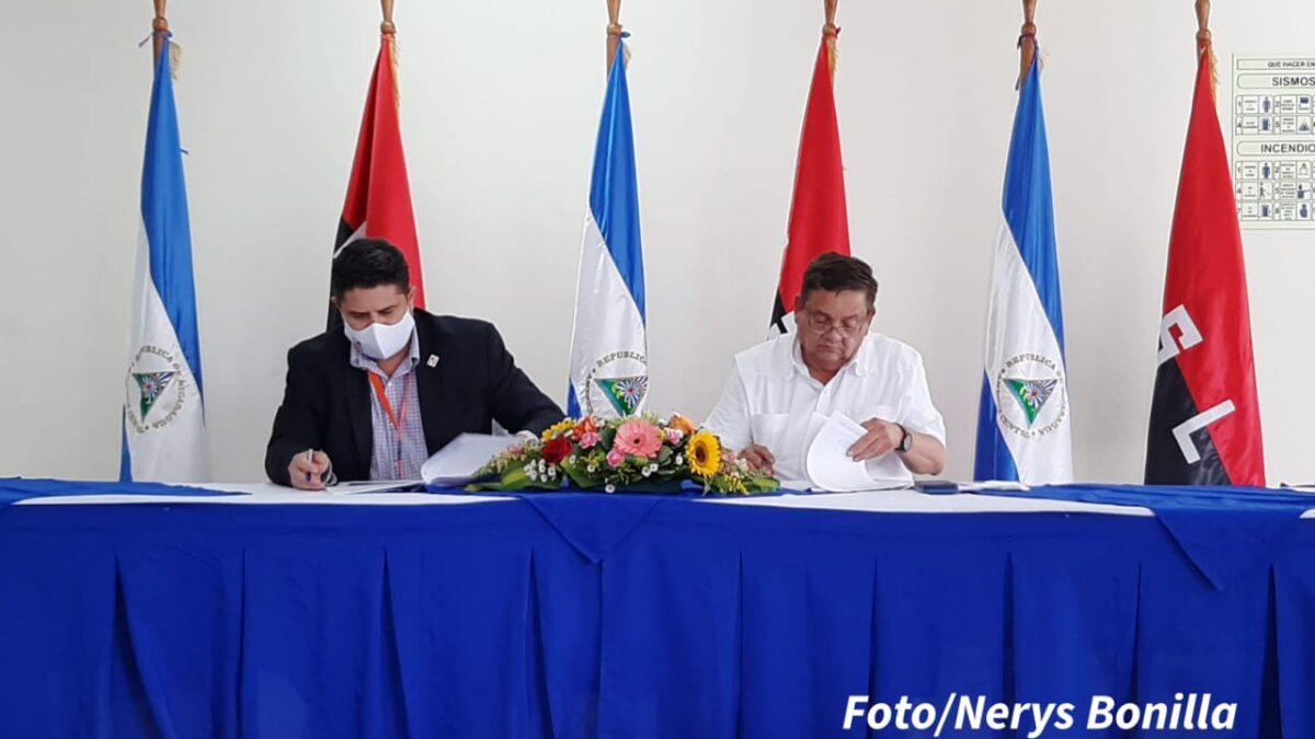 Nicaragua firma convenio con Brooke para salud y bienestar animal