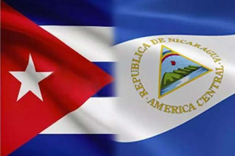 Mensaje al Gobierno de Cuba sobre la llegada de alimentos desde Nicaragua