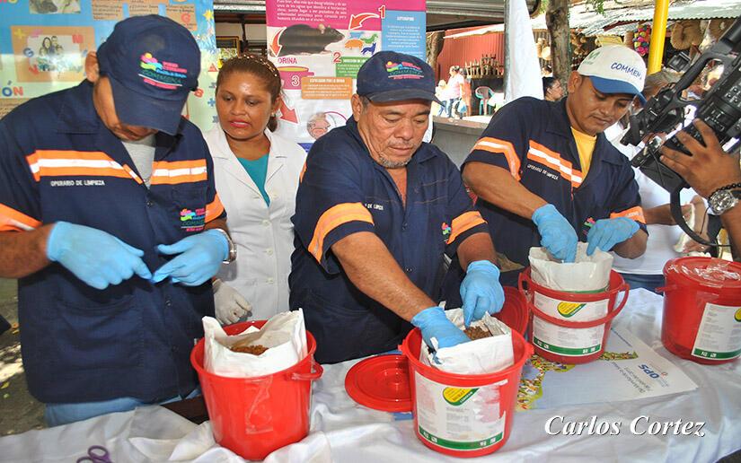 Nicaragua en prevención de las enfermedades transmitidas por los ratones
