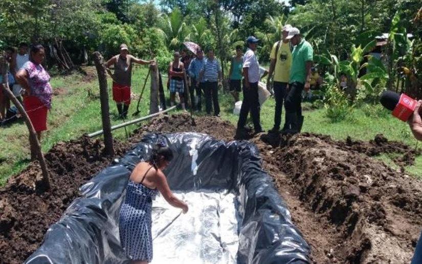 Nicaragua cuenta con más de 34 mil productores de peces en estanques