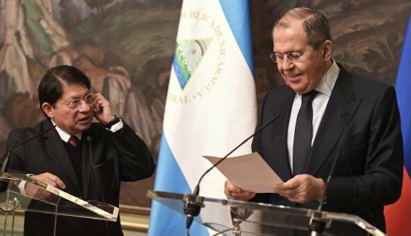Cancilleres de Nicaragua y Rusia discutirán agenda bilateral, internacional y regional este 19 de julio