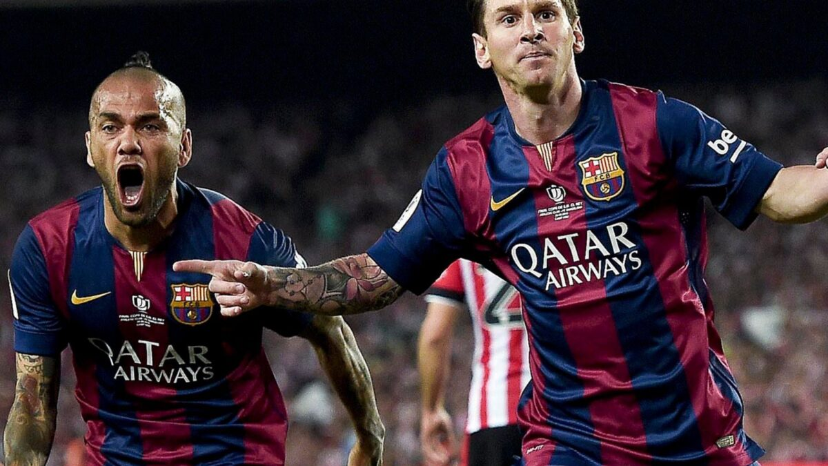 Pharco FC pretende unir a Dani Alves y Leo Messi