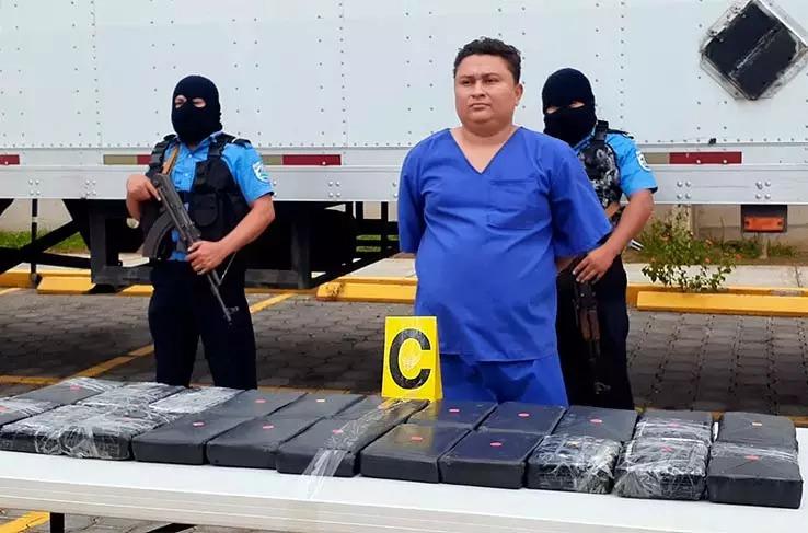 Policía Nacional asesta otro golpe al crimen organizado en Rivas
