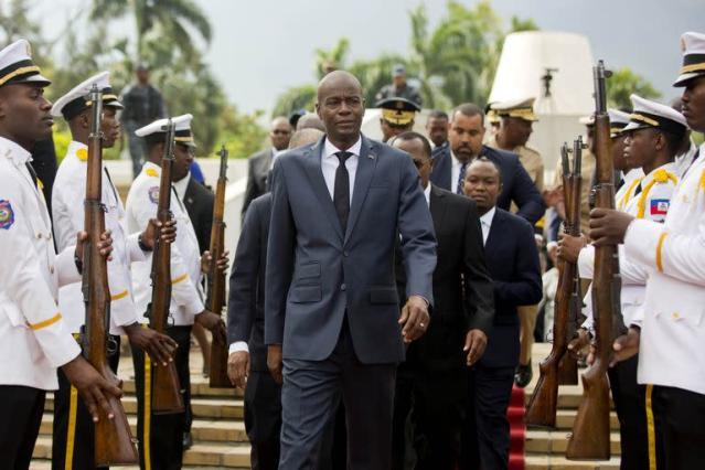 Presidente de Haití es asesinado en su residencia privada