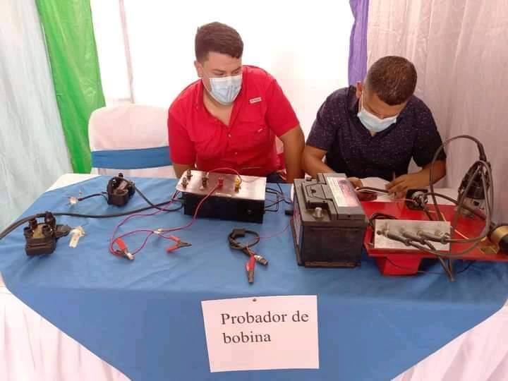 Proyecto Innovatec expone talento juvenil en Carazo