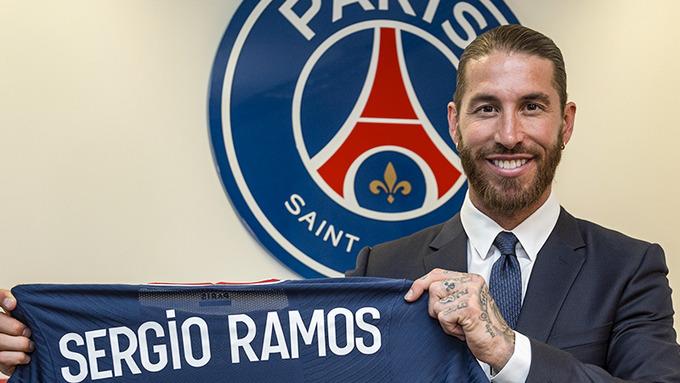 Sergio Ramos: no se puede comparar el PSG con el Real Madrid