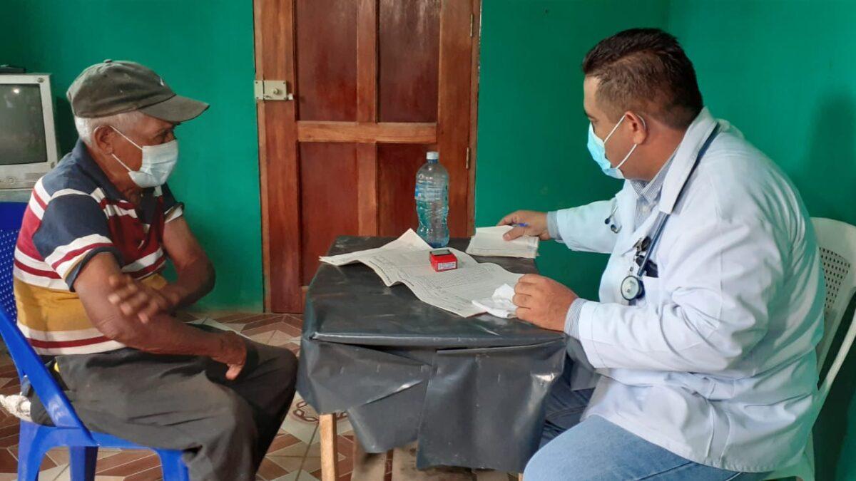 Servicios de Salud llegan a zonas rurales de Managua