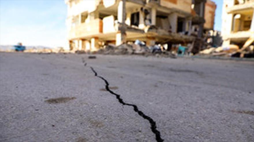 Fuertes sismo sacude las provincias iraníes de Bushehr y Fars