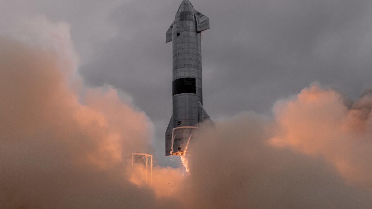 SpaceX realizará prueba de lanzamiento de la nave Starship