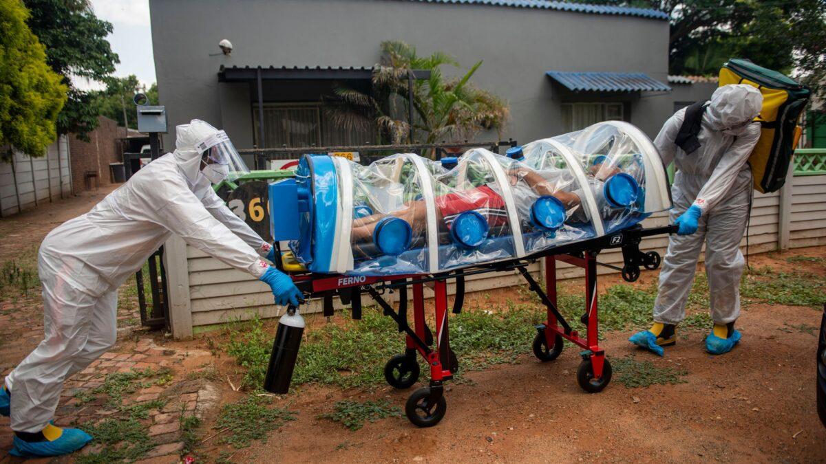 Sudáfrica extiende medidas sanitarias ante tercera ola de la Covid-19
