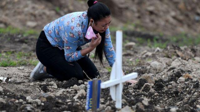 Sudamérica supera el millón de muertos por la Covid-19