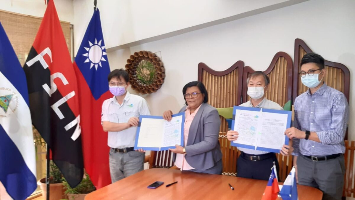 """Taiwán entrega al Mefcca bienes del Proyecto """"Un Pueblo, Un Producto"""""""