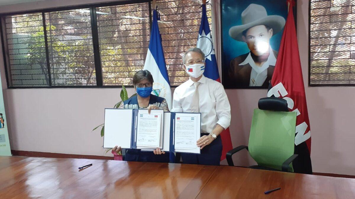Taiwán dona 500 mil dólares al Minsa para adquirir reactivos y pruebas de Covid-19