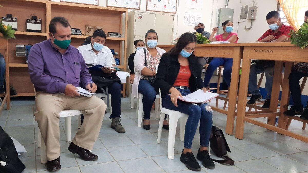 Tecnológico de Ocotal inicia curso en Agroindustria del Café