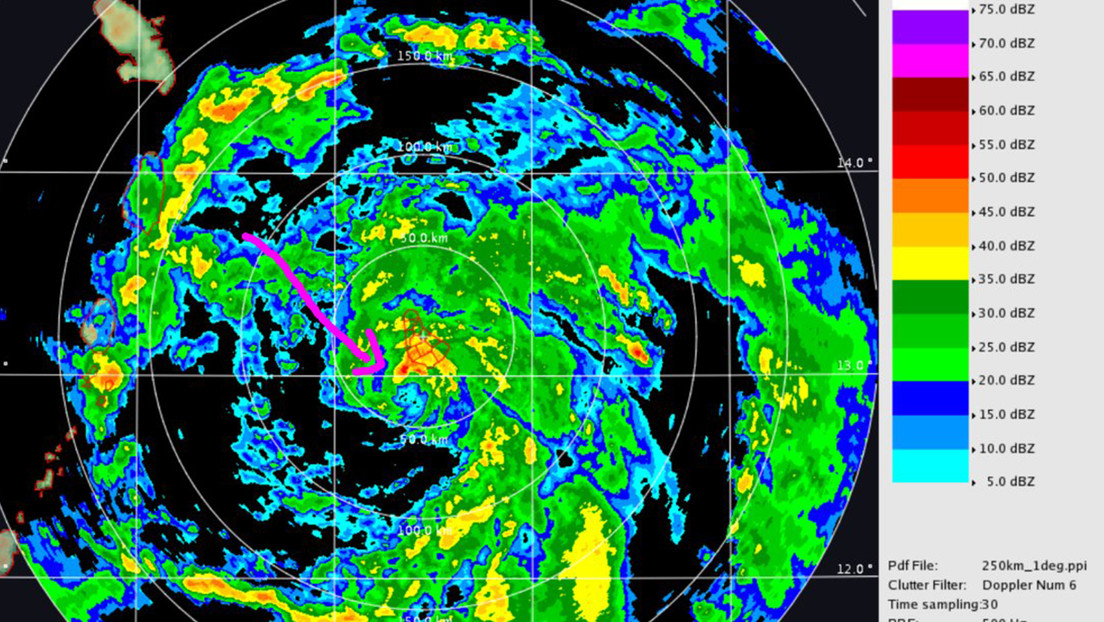 Tormenta Tropical Elsa pone en alerta parte de la región del Caribe