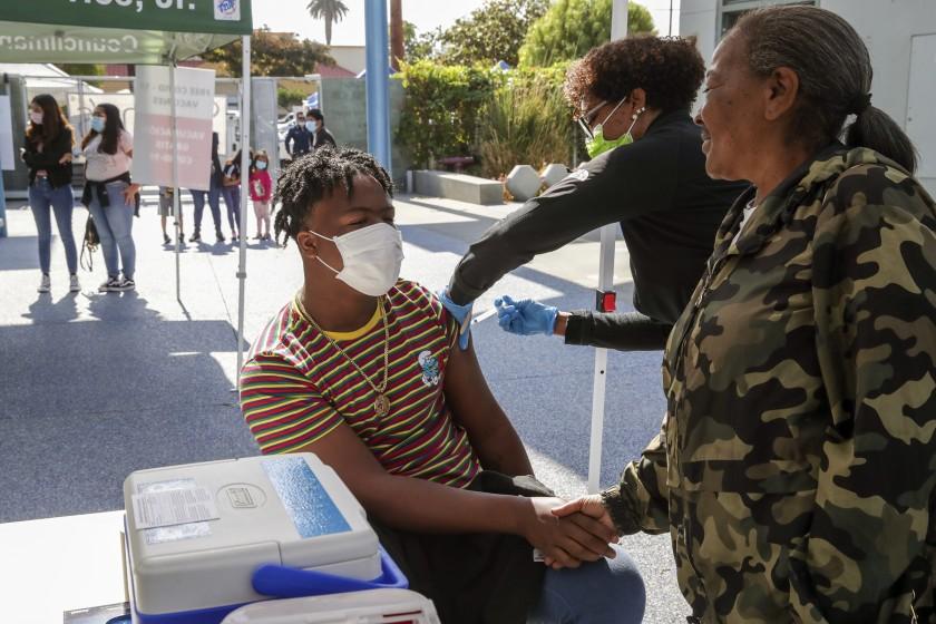 Variante Delta causa mayoría de contagios en Estados Unidos