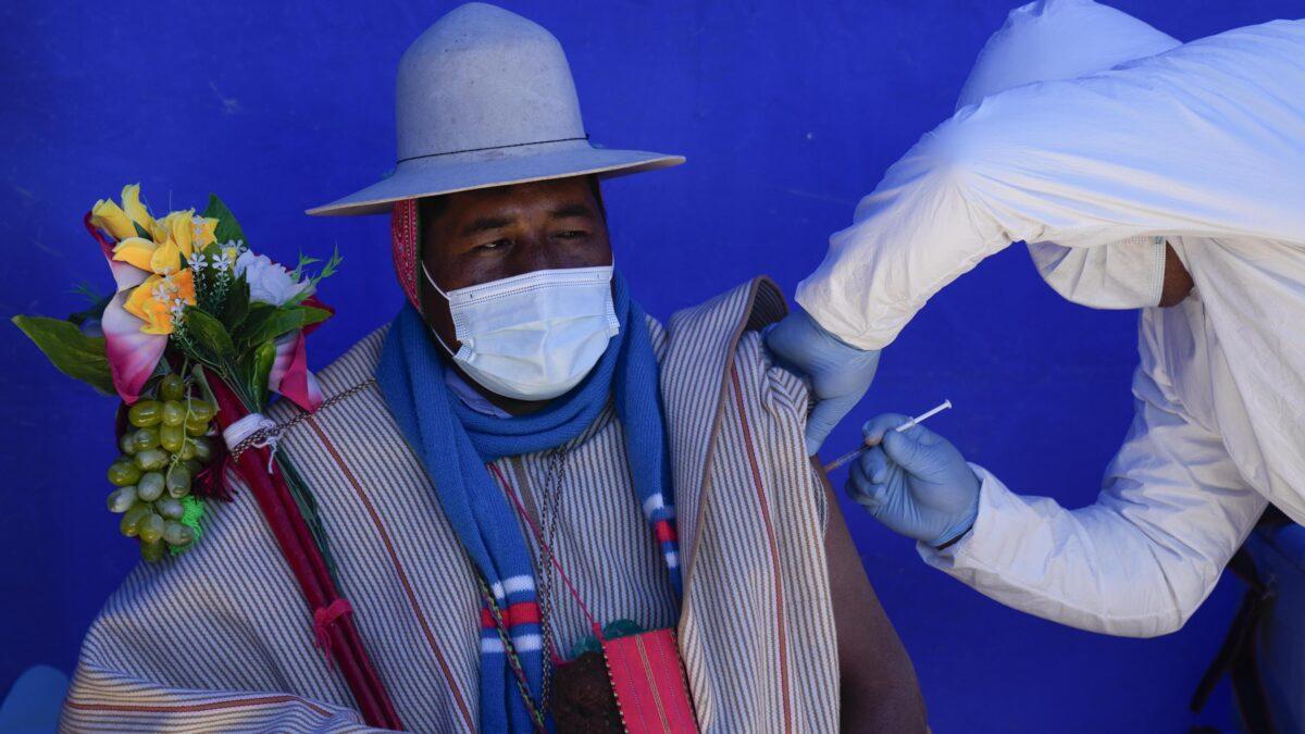 Llega segunda dosis de la Vacuna Sputnik V a Bolivia