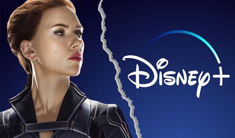 La batalla legal entre Scarlett Johansson y Disney se extiende