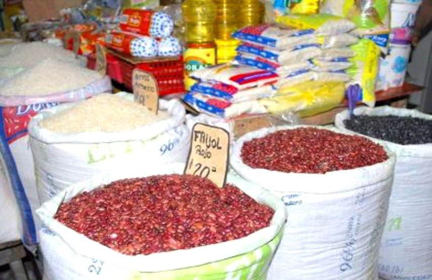 Precios de alimentos se encuentran estables según informe del Mific