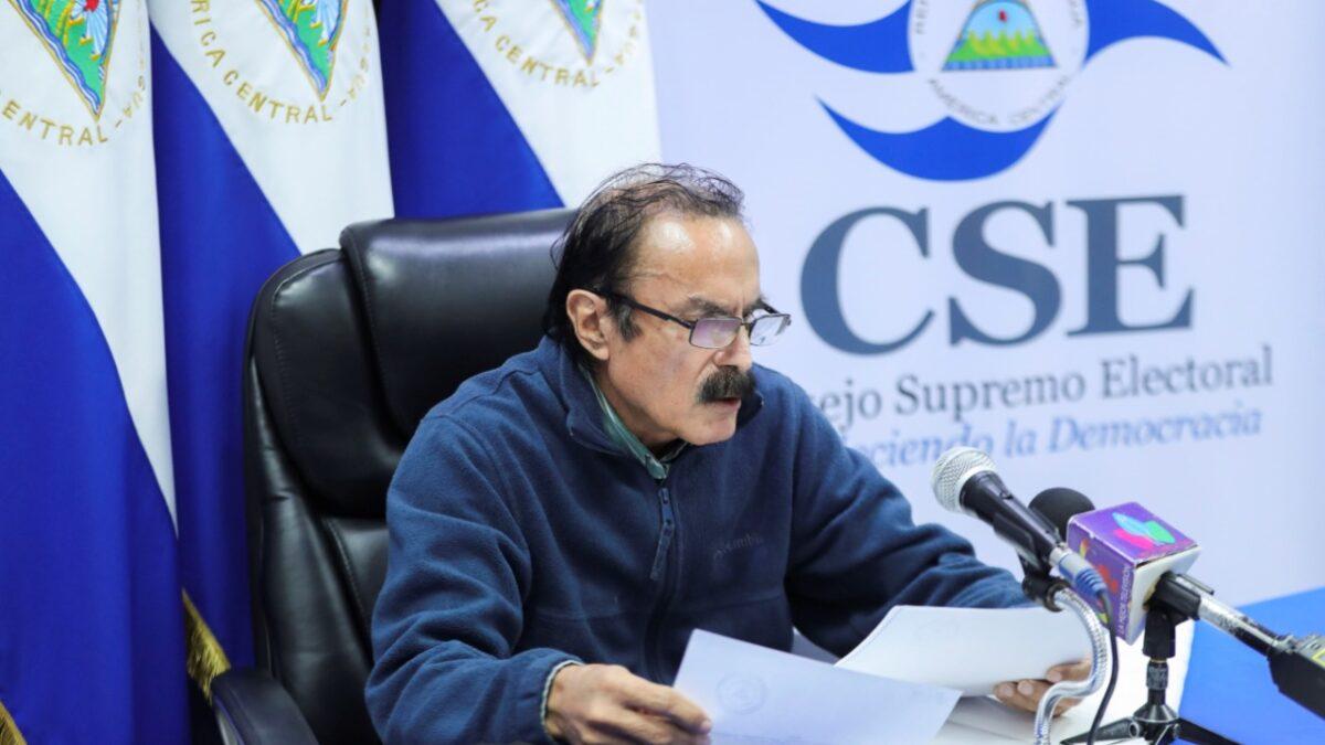 Nicaragua: cancelan Personería Jurídica al partido Ciudadanos Por la Libertad (CxL)