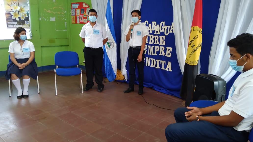 Realizan festival de oratoria en celebración a las Fiestas Patrias en Managua