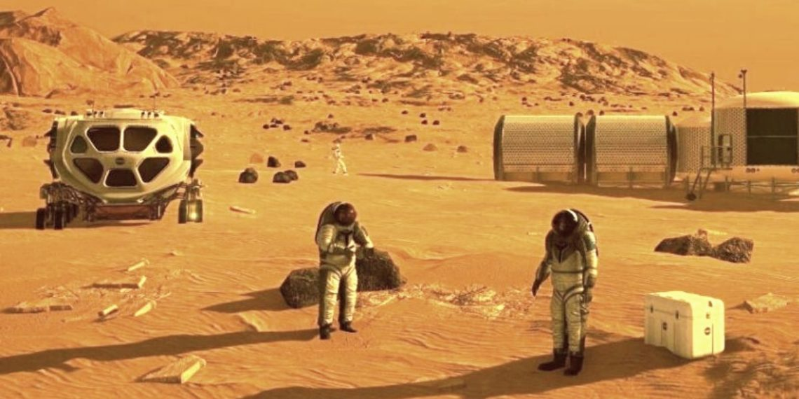 Buscan voluntarios para misión simulada a Marte por un año