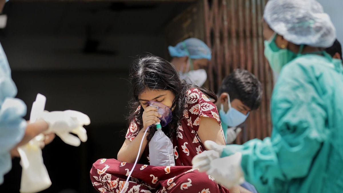 Covid-19: por primera vez en 5 meses la India reporta cifras bajas de contagios