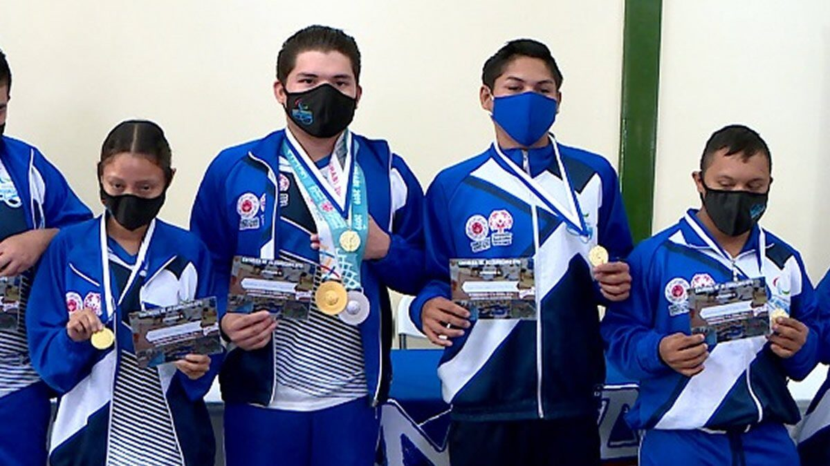 Delegación nicaragüense participará en los Juegos Paralímpicos en Tokio 2020