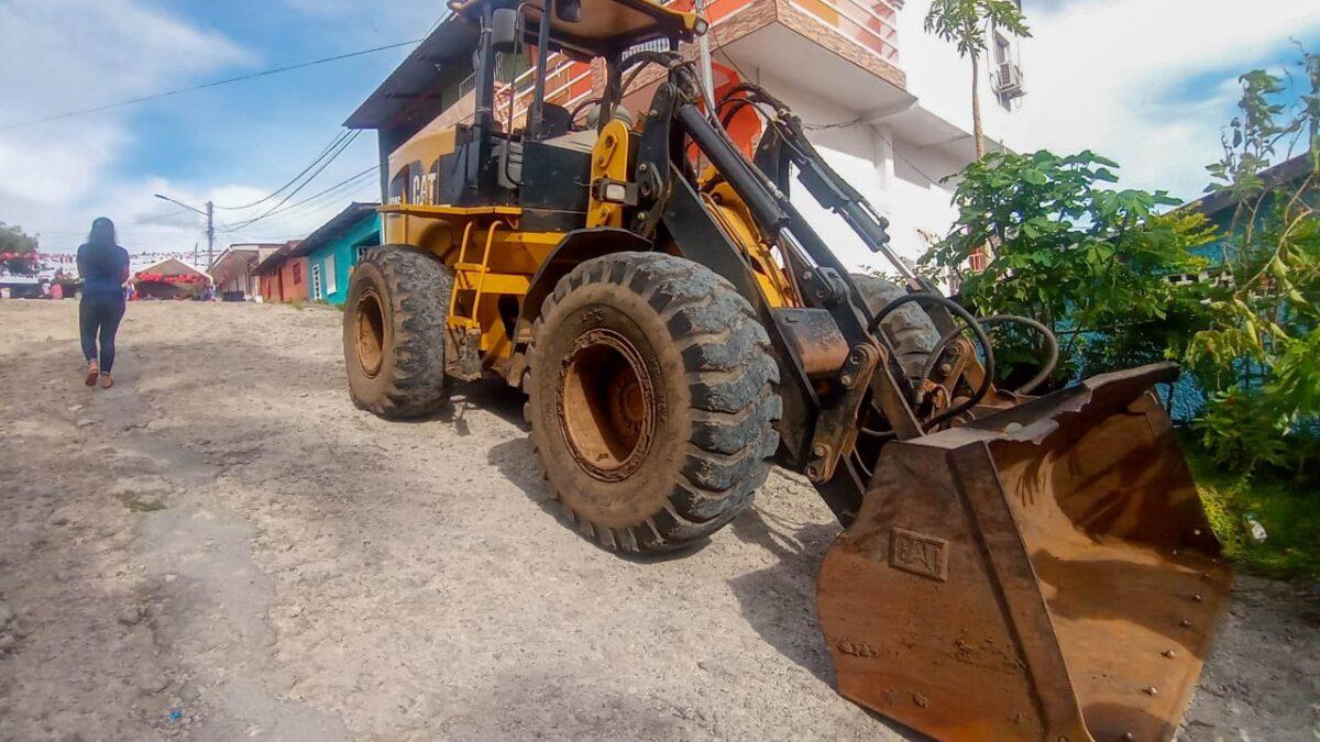 Inicia entrega de proyectos de calles en barrios de Boaco