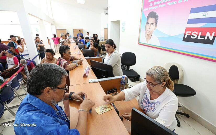 Nicaragua: pago de pensiones reducidas a partir de este 20 de agosto