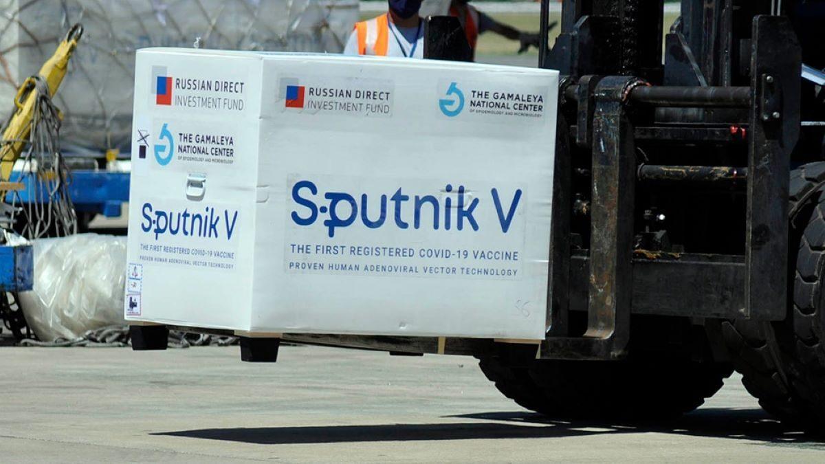 Argentina acelera vacunación con dosis del componente 2 de la vacuna Sputnik V