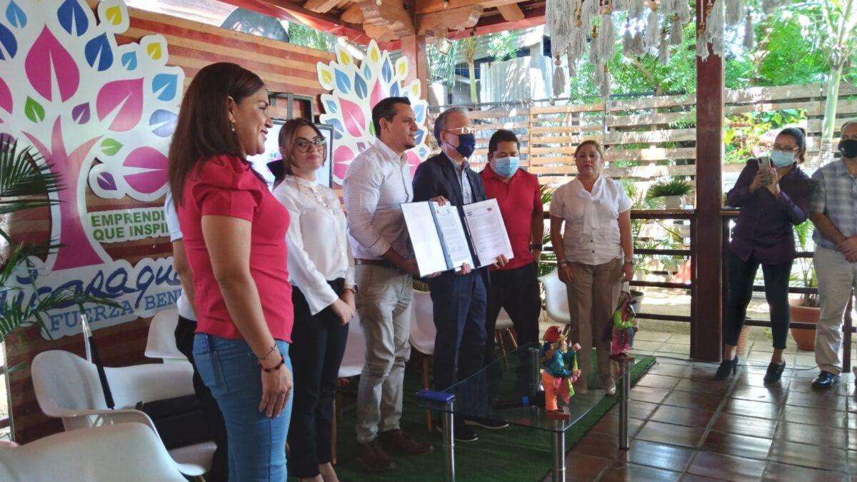 Taiwán apoya con fondo monetario la Expo Feria de las personas con discapacidad