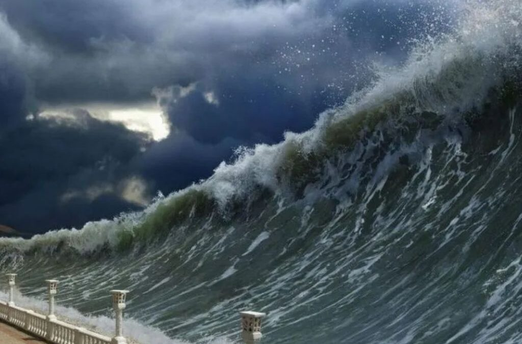 Ecuador: estudios alertan posible tsunami con olas de 25 metros