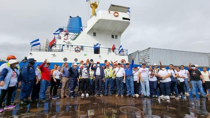 Más de 48 mil turistas disfrutaron de los puertos nicaragüenses