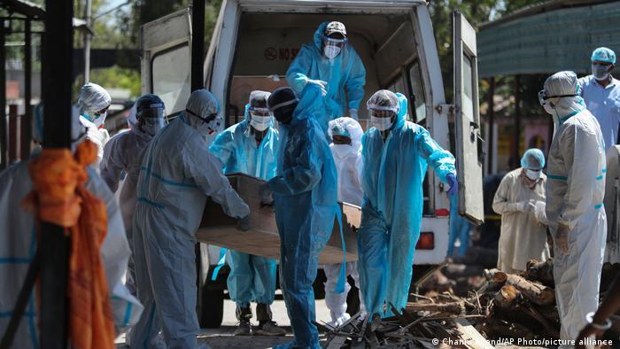 Registran 30 mil 773 nuevos casos de la Covid-19 en India