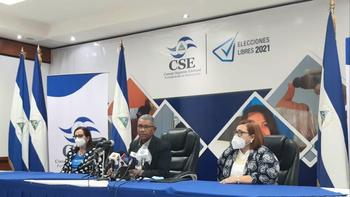 Campaña Electoral dará inicio este 25 de septiembre en Nicaragua