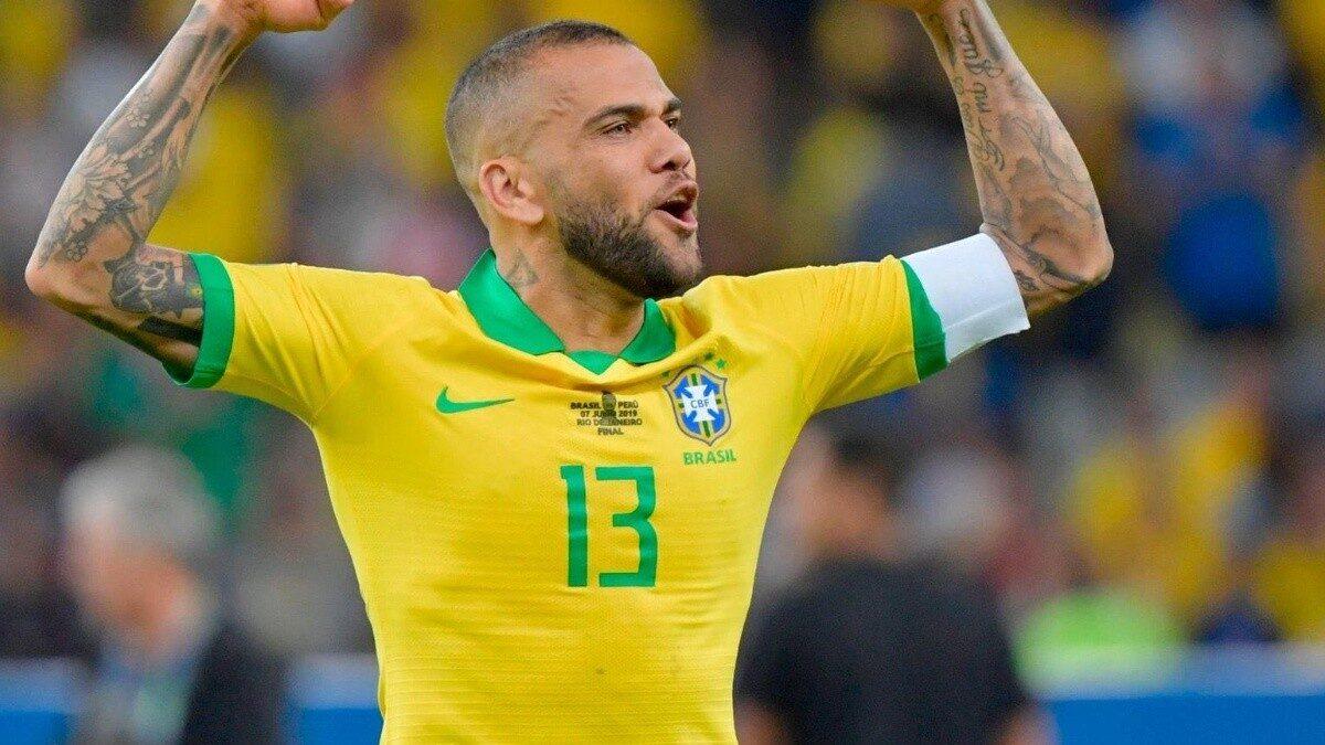Dani Alves no fichará con ningún club en lo que resta del 2021