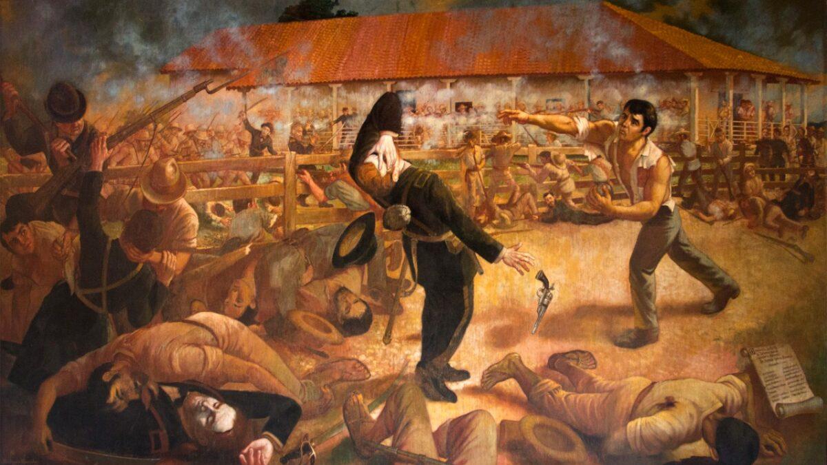 Batalla de San Jacinto, la estrategia política para luchar contra el invasor