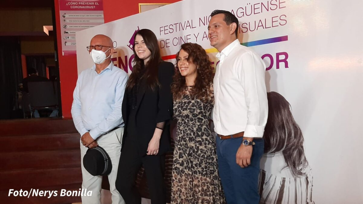Inicia 6to Festival Nicaragüense de Cine y Audiovisuales